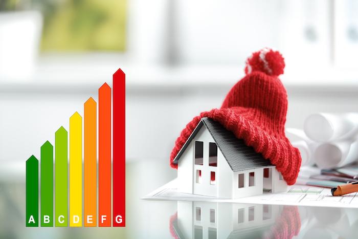 <p>Kortermaja projektijärgne energiatõhususarv on 120 kWh/m2, mis vastab korterelamute energiaklassile <strong>B</strong>.</p>
